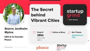 Plaace Fireside Chat Startupgrind