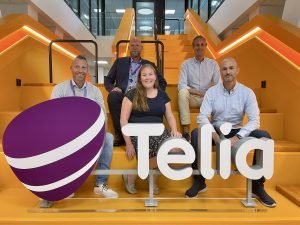 Mobildata team Telia