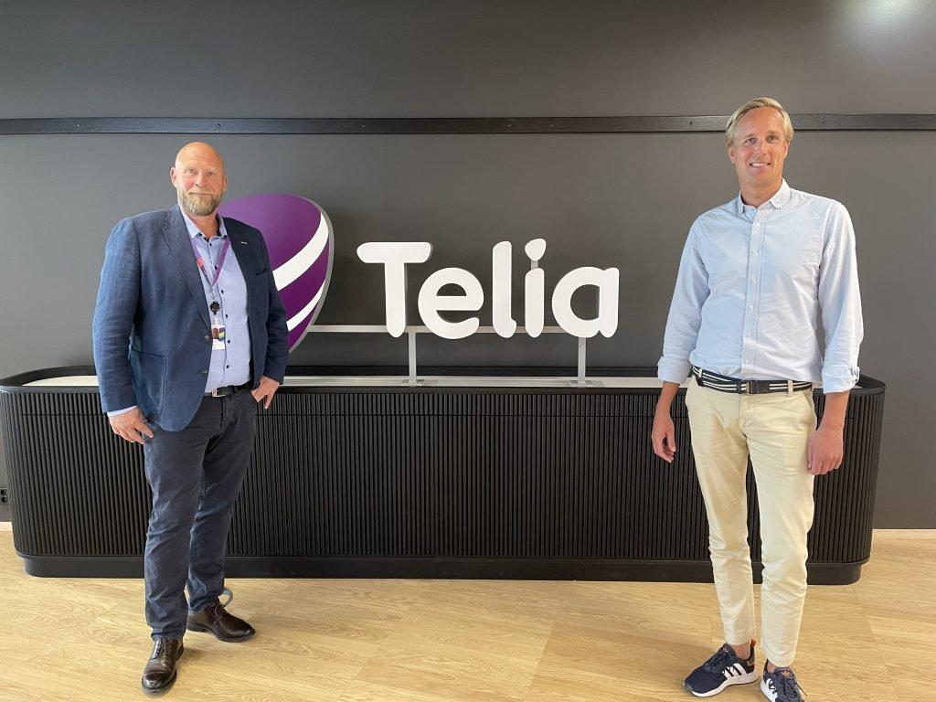 Crowd insights gigant Telia